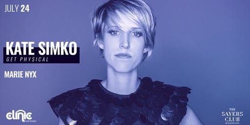 Clinic with Kate Simko (Get Physical)