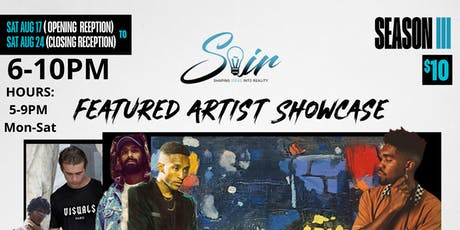 SIIR Featured Artist Showcase: Season III tickets