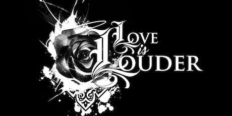 Love is Louder 2019 tickets