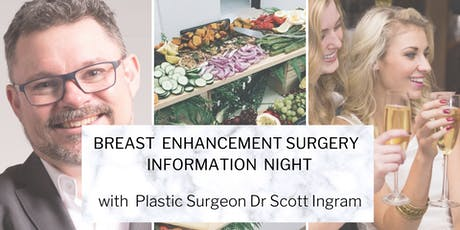 Breast Enhancement Surgery Information Night tickets