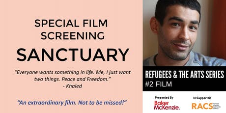 Refugees and the Arts Series: Sanctuary Film Screening tickets