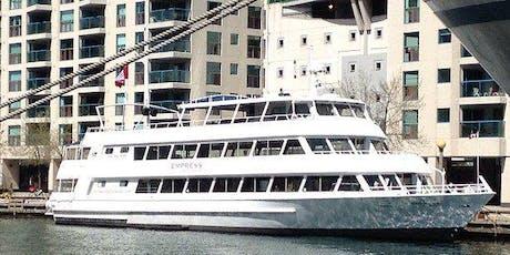 Sunday Sound Session - Toronto Boat Cruise -Sunday July 28, 2019 tickets