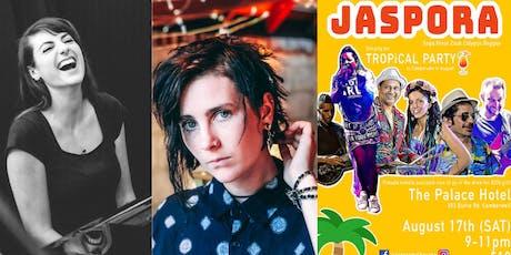 Frankie Jay, TASHI (WA), and Jaspora at the Palace Hotel! tickets