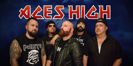 Zeently Productions and Oddbody's Presents Aces High tickets