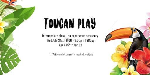 Toucan Play - Intermediate Class