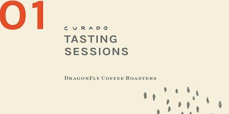 Tasting Sessions 01- Café Curado entradas