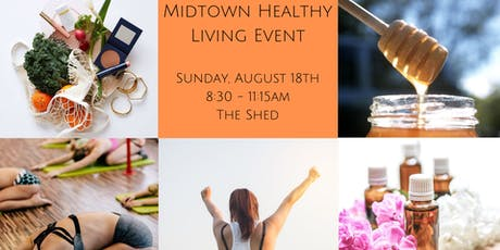 Midtown Healthy Living Event tickets