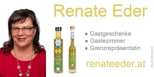 Zu Gast bei: Renate Eder / Kürbiskern-Spezialitäten Verkostung