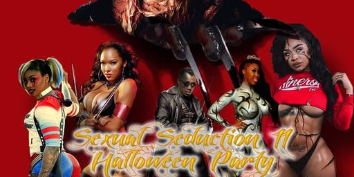 Sexual Seduction II Halloween Party