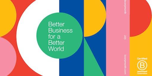 Hub Australia x B Corp - How to Grow Your Business's Impact