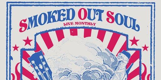 Smoked Out Soul (live) Monthly with Gordo Cabeza & Disco E