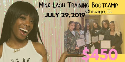 Mink Lash Training Bootcamp