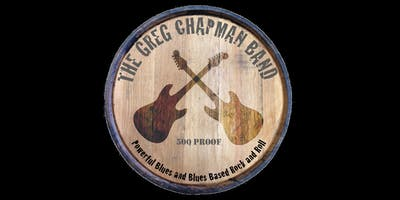 The Greg Chapman Band at Cheers in Rancho Penasquitos - Powerful Blues!