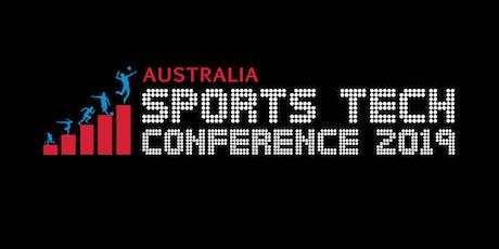 Australia Sports Tech Conference 2019 tickets