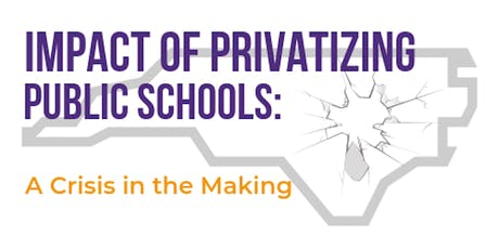 Impact of Privatizing Public Schools: A Crisis in the Making tickets