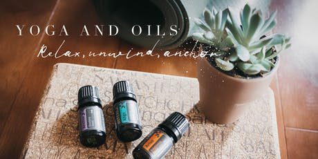 Yoga and Oils tickets