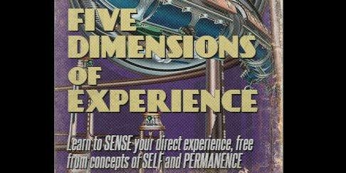Day of Mindfulness: the five dimensions of experience 2019rlmrz