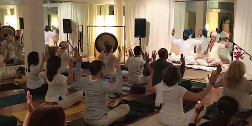 Full Moon in Capricorn Sound Healing with Ram Kirin
