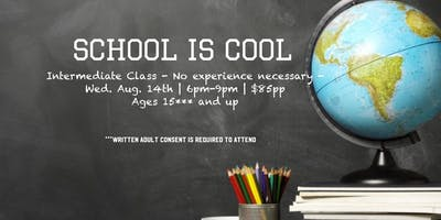 School is Cool - Intermediate Class