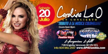 Tributo a la Musica Colombiana  3 Live Bands tickets