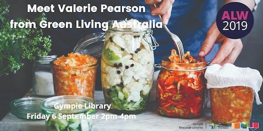 Meet Valerie Pearson - Adult Learners Week