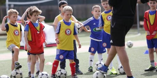 Free Soccer Trial(Ages 5 to 7)