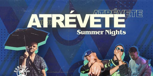 ATREVETE (REGGAETON & HIP HOP PARTY) 21+
