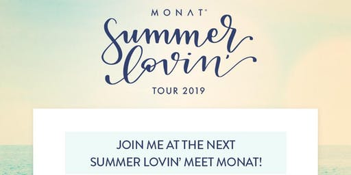 Summer Lovin' in Maynard, MA! Come Meet Monat