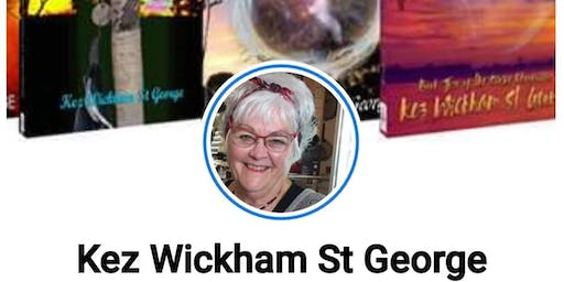 Creative Writing Course with Kez Wickham St George/6wk Course