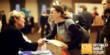QS New York's Biggest MBA Fair : Sept 28th (FREE) tickets