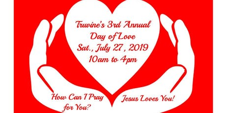 Truvine's 3rd Annual Day of Love tickets