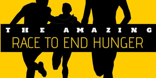 Amazing Race to End Hunger!