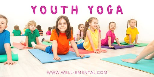 Youth Yoga (Ages 7-12)