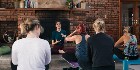 EVOLVE Yoga Retreat | The Immersion tickets