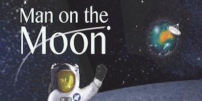 Special Saturday Storytime: Man on the Moon