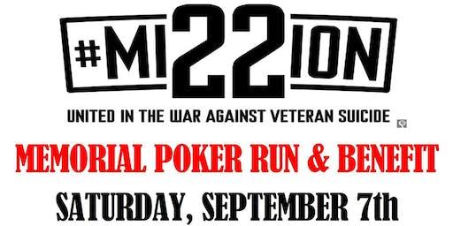 The Duggie Sportsbar's Memorial Poker Run