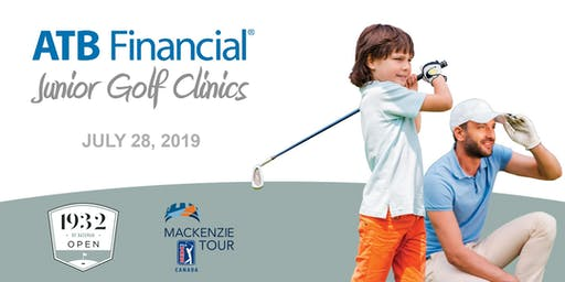 ATB Financial Junior Golf Clinic (Edmonton)