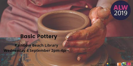 Basic Pottery at Rainbow Beach - Adult Learners Week tickets