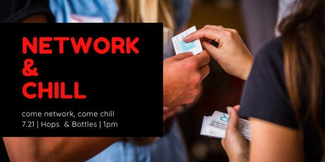 July Network & Chill Boise tickets
