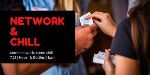 July Network & Chill Boise