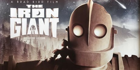The Iron Giant at Popcorn Roulette tickets
