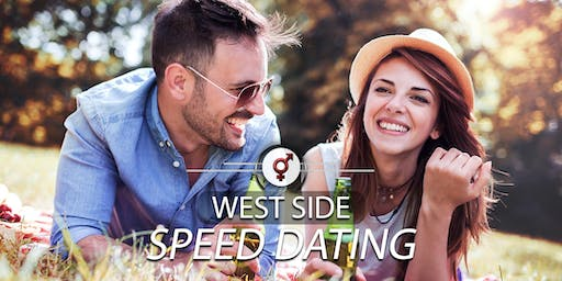 West Side Speed Dating | Age 34-46 | July