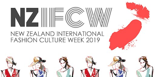 NZ International Fashion Culture Week 2019 - Grand Opening