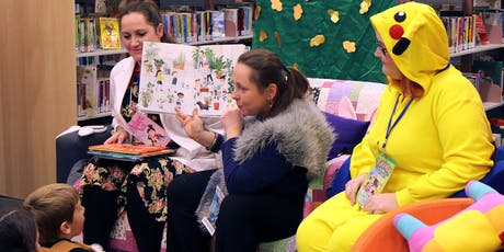 Book Week: Books at bedtime dress up special tickets