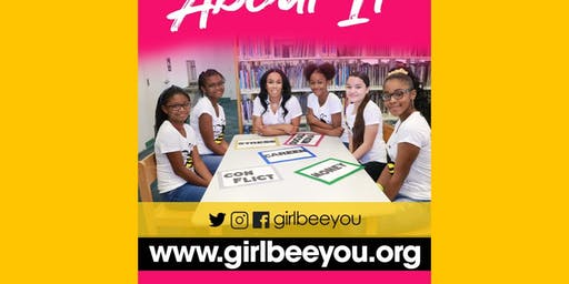 Let's Talk About It! Girls ages 10-17