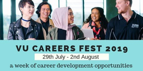VU Career's Fest 2019 tickets