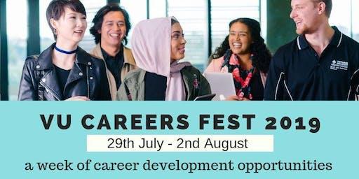 VU Career's Fest 2019