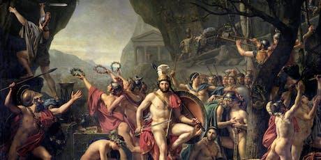 The Modern Mirage of Spartan Militarism tickets