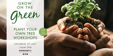 National Tree Day DIY Seedling Workshop tickets