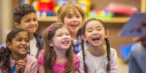 Angsana Education: FREE Trial Class (Language Learners, for 4 years old children)